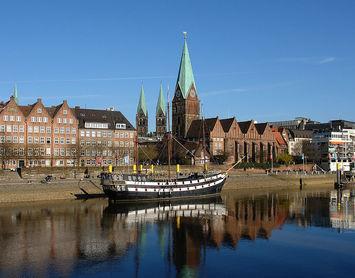 Julemarked i Bremen