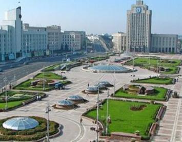 Påsketur til Minsk
