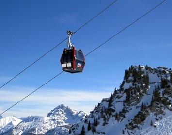 Kitzbuhl i Tyrol
