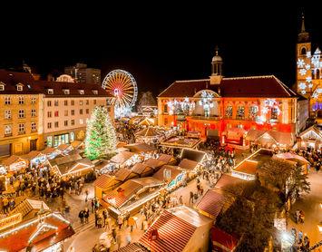 Julemarked i Magdeburg