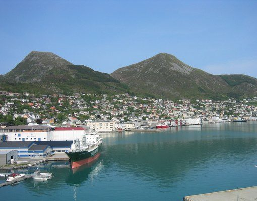 Måløy og Stadt
