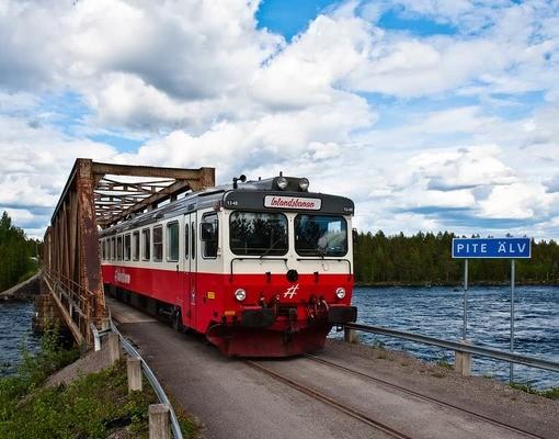 Innlandsbanen og Ofotbanen