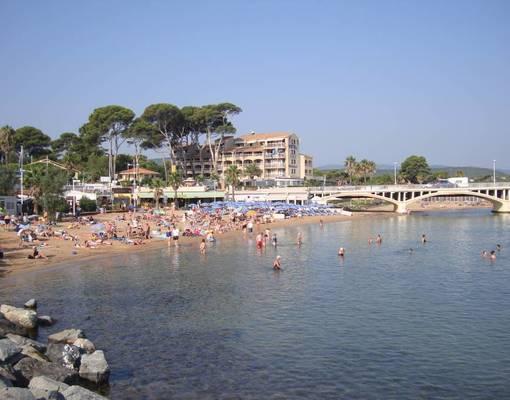 Franske Riviera med fly
