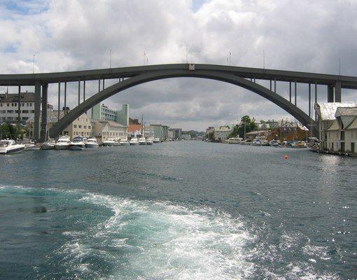 Haugesund og Utstein