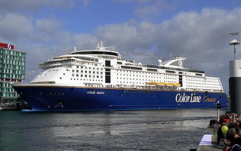 Gjensynstreff på Kielbåten