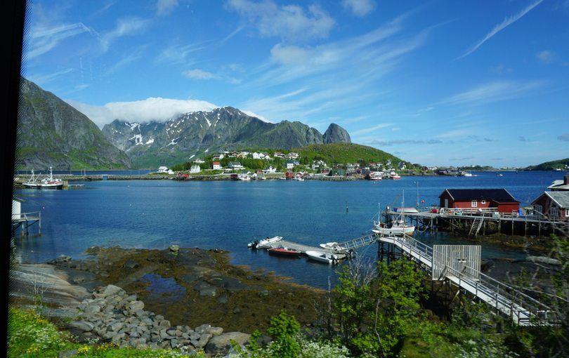 Opplev Lofoten, Vesterålen og Helgelandskysten