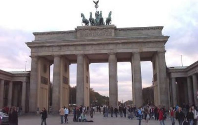 Praha Dresden og Berlin