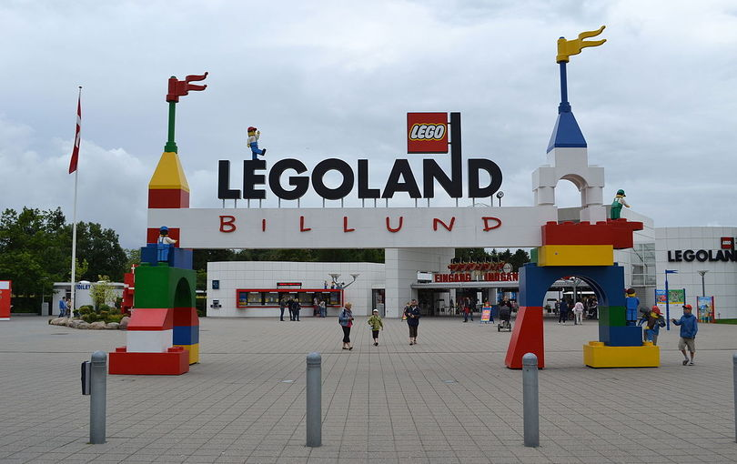 Legoland og Løveparken