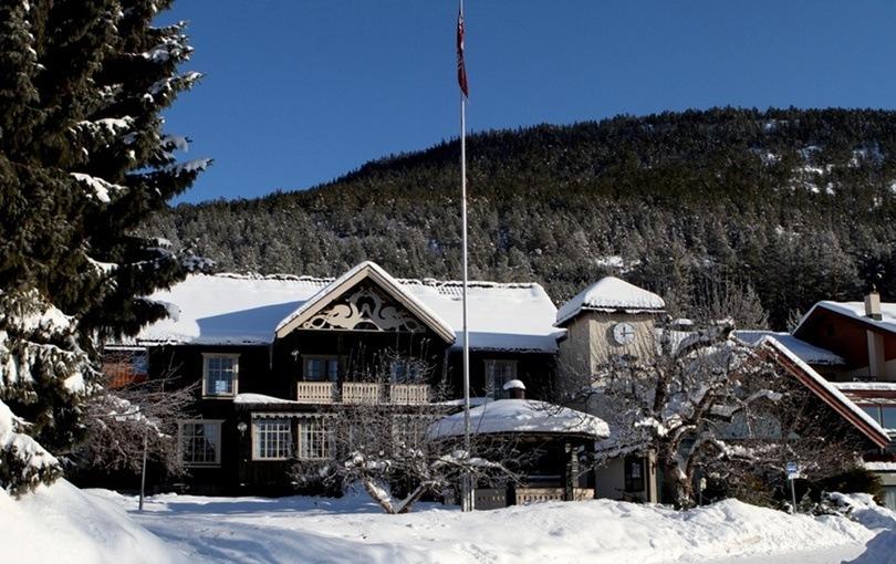 Juleopphold på Straand Hotell