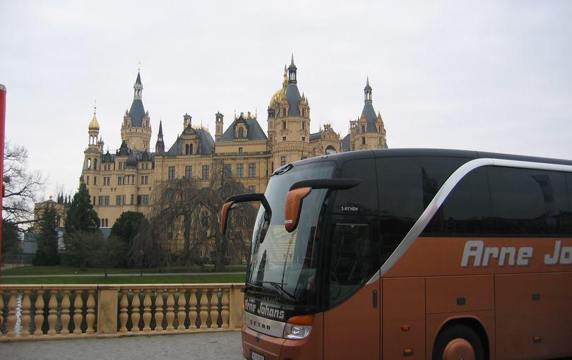 Julemarked Schwerin