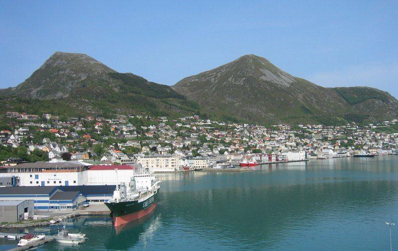 Måløy og Stadlandet