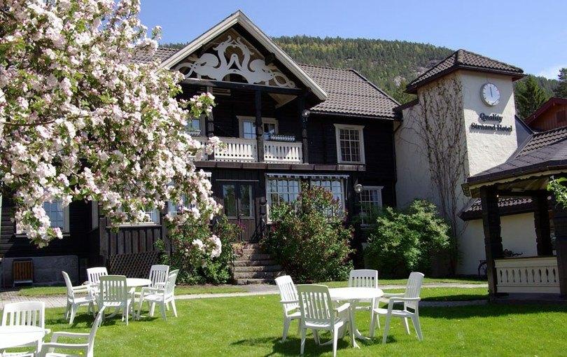 Straand Hotell Telemark