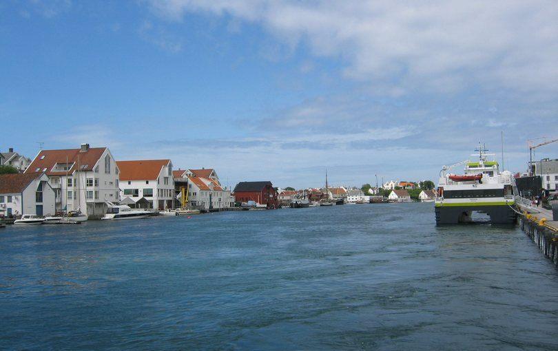 Haugesund og Bergen
