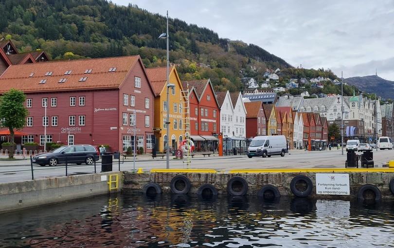 17. mai feiring i Bergen