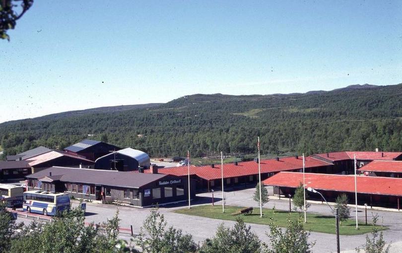 Vauldalen Fjellhotell